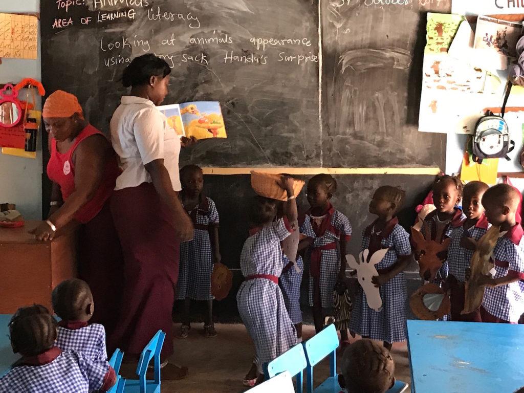 Gunjur Primary School